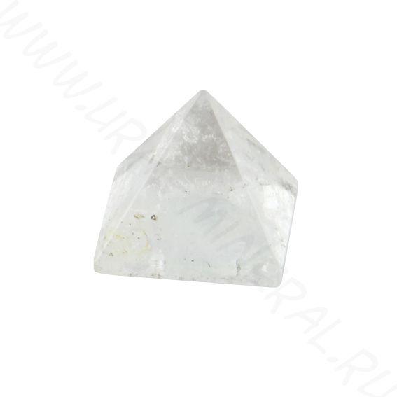 Пирамида - Горный хрусталь
