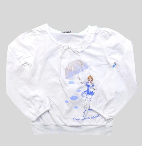 Блуза для девочки Балерина