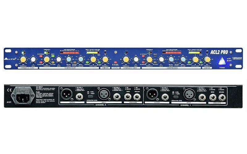 ALTO ACL2 2-канальный компрессор / экспандер / гейт