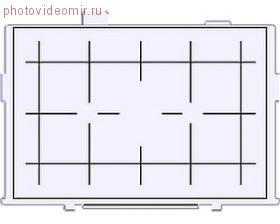 Фокусировочный экран Canon EG-D