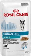 Royal Canin Urban Life Adult Для взрослых собак, живущих в городских условиях (150 г)