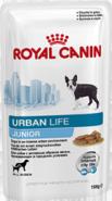 Royal Canin Urban Life Junior Для щенков, живущих в городских условиях (150 г)