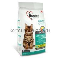 """1st Choice """"Контроль веса"""" для кастрированных, стерилизованных кошек"""