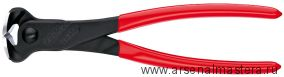 Кусачки торцевые (КЛЕЩИ вязальные) KNIPEX 68 01 200