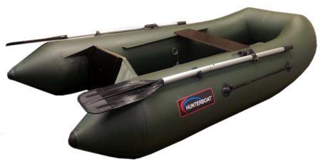 Надувная лодка HUNTERBOAT Хантер 240