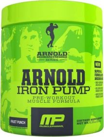 Musclepharm Arnold Series Iron Pump