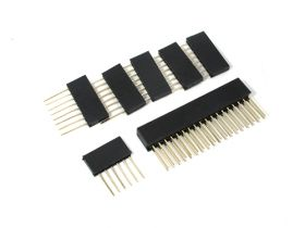 Штыревые контакты для Arduino Mega