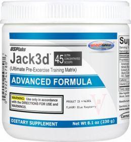 USPlabs Jack3d Advanced (230 гр.)