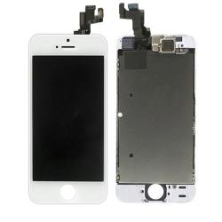 Дисплей для Iphone 5s в сборе с тачскрином (оригинал) White