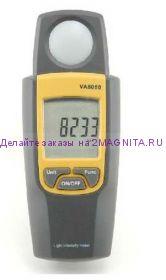 Измеритель уровня освещенности (люксометр) VA8050