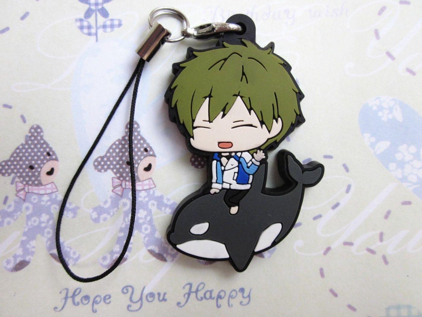 Аниме брелок Free!: Makoto