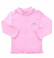 Джемпер для девочки розового цвета