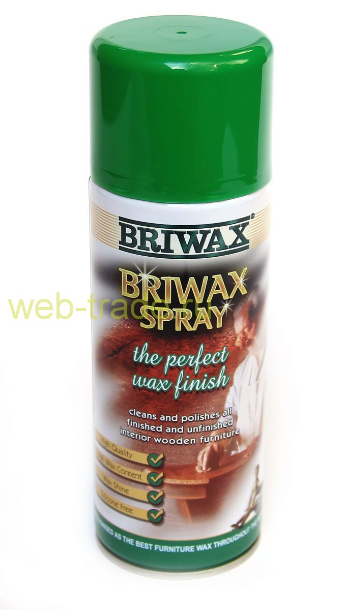 Восковый спрей Briwax (Brivax spray)