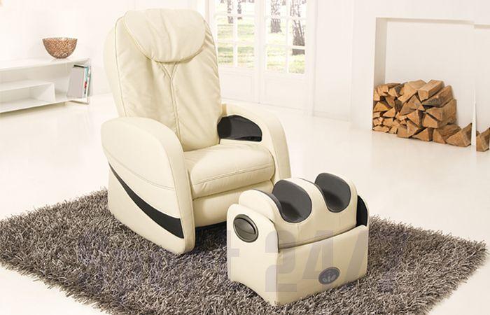 Массажное кресло Смарт3С + Оттоман Casada