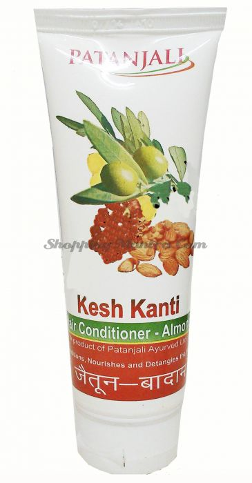 Кондиционер для волос Олив&Миндаль Патанджали | Divya Patanjali Olive Almond Hair Conditioner