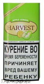 Табак сигаретный Harvest Аpple & Lemon 40г