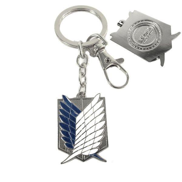 Брелок на ключи Shingeki no Kyojin