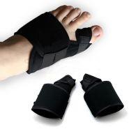 Выпрямитель пальцев ног с фиксацией стопы