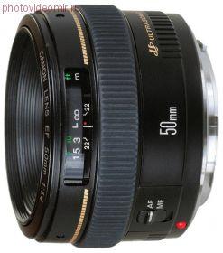 Арендовать Canon EF 50mm f1.4 USM