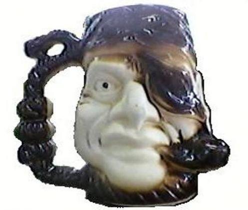 """Кружка пивная """"Голова пирата"""""""