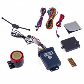 Мотосигнализация  SPY LM209 с обратной связью и датчиком объема