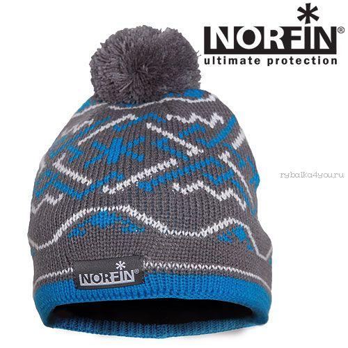Шапка Norfin Norway Women Gray (Артикул:  305755)