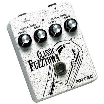 ARTEC FZT-1 Fuzztown Педаль гитарная Fuzz