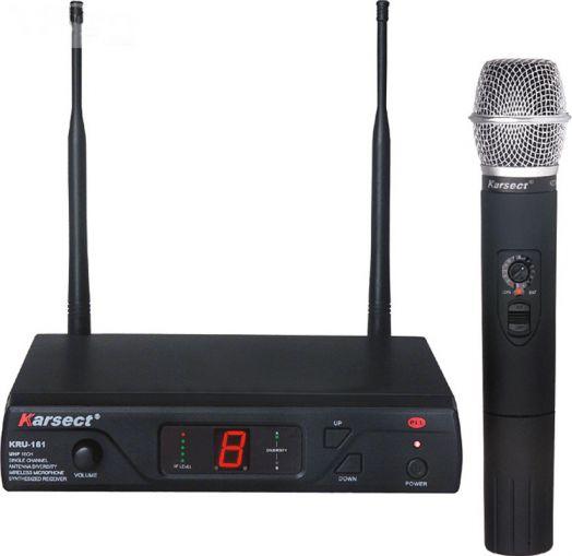 KARSECT KRU-161/KST-6U Радиосистема 1 микрофон