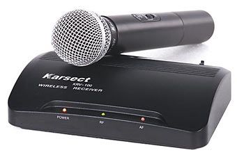 KARSECT KRV-100/KST-53V Радиосистема 1 микрофон