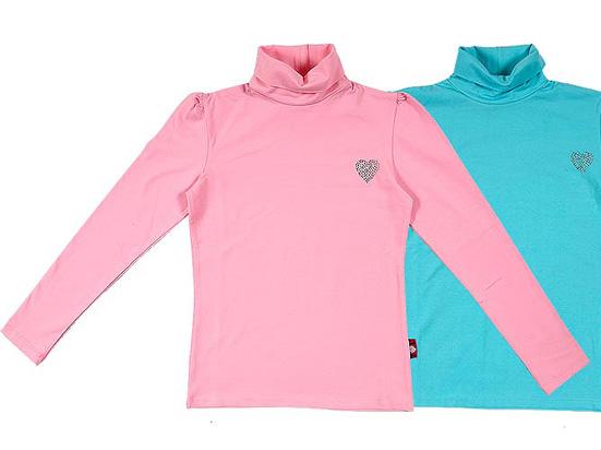 Джемпер для девочки Сердце