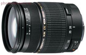 Арендовать Объектив Tamron SP AF 28-75mm f/2.8 XR Di LD Macro Canon EF