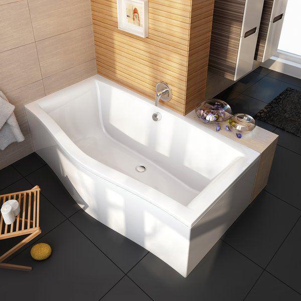 Ванна акриловая Ravak Magnolia 180x75 см