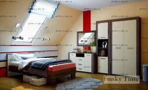 Детская комната Фанки Тайм №5