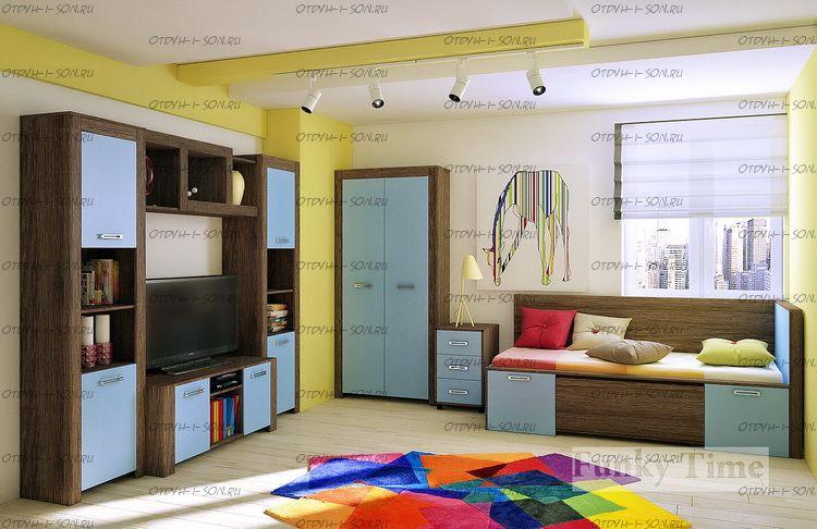 Детская комната Фанки Тайм №6