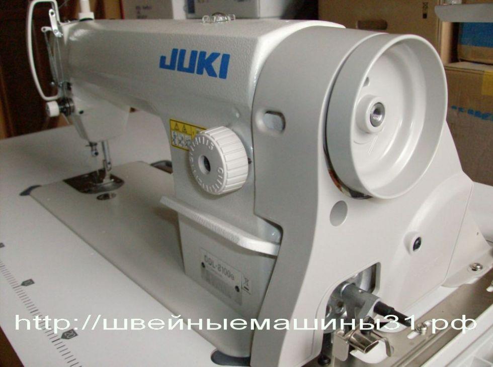 Швейная машина JUKI DDL 8100eH  /  цена 32000 руб.! (фрикционный мотор)
