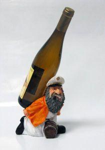 Подставка для вина «Моряк на коленях»
