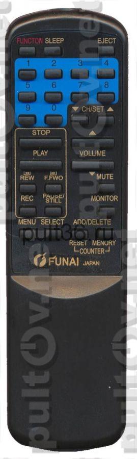 Пульт Funai 1400MK7 моноблок MK8