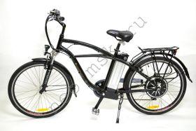 Электровелосипед E-motions Cruiser (Круизер) 500 w 26 дюймов (в 4-х цветах)
