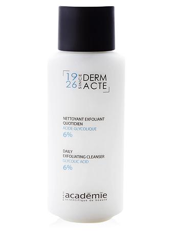 Academie Derm Acte 6% Эмульсия-эксфолиант с гликолевой кисло-ой