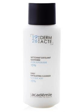 Academie Derm Acte 15% Эмульсия-эксфолиант с гликолевой кисло-ой