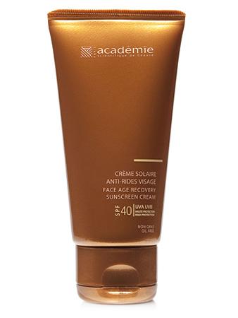 Academie Bronzecran SPF 40 Солнцезащитный крем для лица