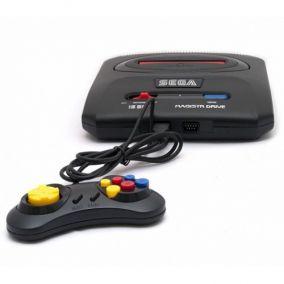 SEGA Mega drive 2 (132 игры)