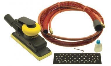 Шлифмашинка  пневматическая MIRKA OS 383CV 70х198 мм