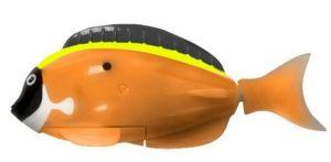 Роборыбка светящаяся (гребешок оранжевый)