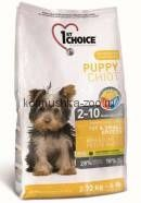 1st Choice Puppy для щенков мини и той пород