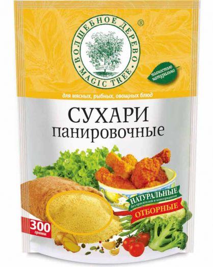 ВД ДОЙ-ПАК Панировочные сухари 300 г