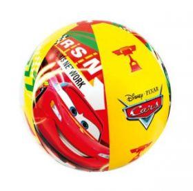 """Надувной мяч intex """"Тачки"""", 61 см"""