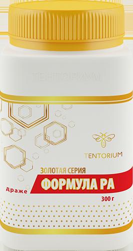 """Формула Ра """"Золотая серия"""" 300гр"""