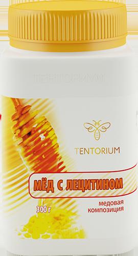 Мед с лецитином 300г