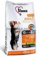 1st Choice Adult для собак мини и той пород